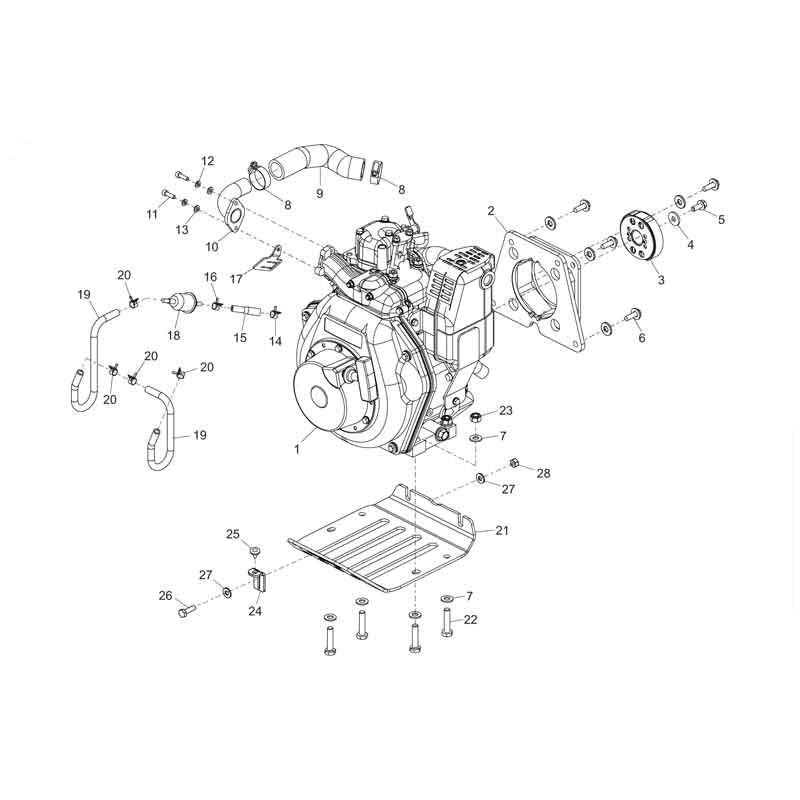 Coleman Powermate Generator Parts List