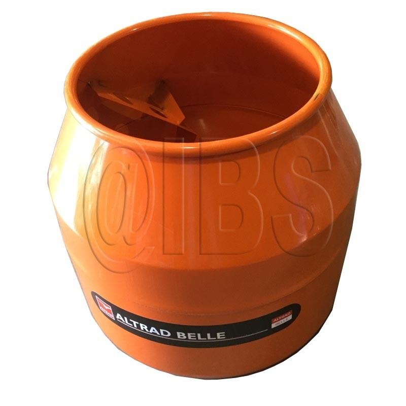 CMS12SP Steel Drum For Mini 150